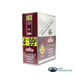 Clipper 4 for $0.99 Sweet