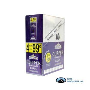 Clipper 4 for $0.99 Grape