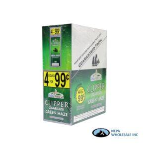 Clipper 4 for $0.99 Green Haze