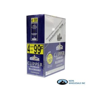 Clipper 4 for $0.99 Blueberry