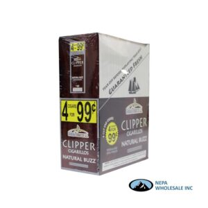 Clipper 4 for $0.99 Natural Buzz