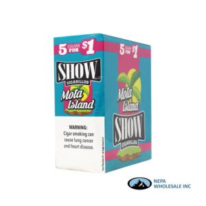 Show 5 for $0.99 15 CT Mota Island