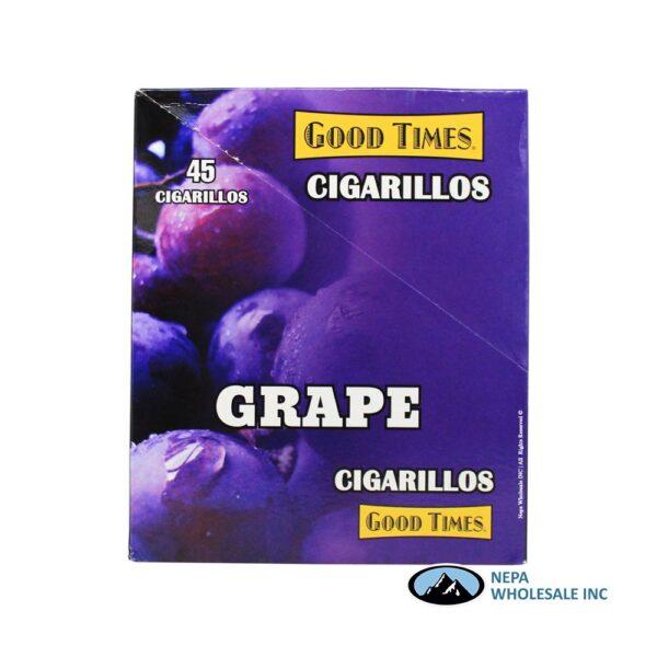 GT DM 3 for $0.99 15pk White Grape