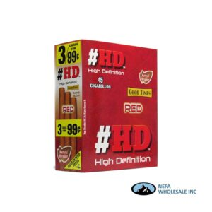 GT HD 3 for $0.99 15pk Red