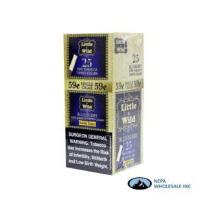 Little N Wild Bluerberry 25 CT $0.59 UPR