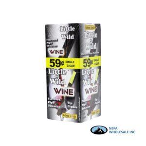Little N Wild Wine 25 CT $0.59 UPR