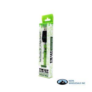 Ooze Twist Slim Pen 1CT Green