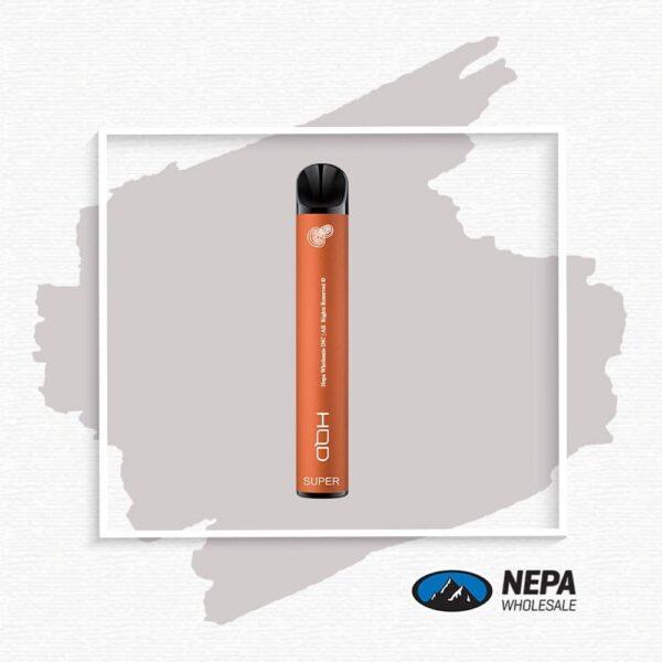 HQD Super Disposable 5% Orange Soda 15PK