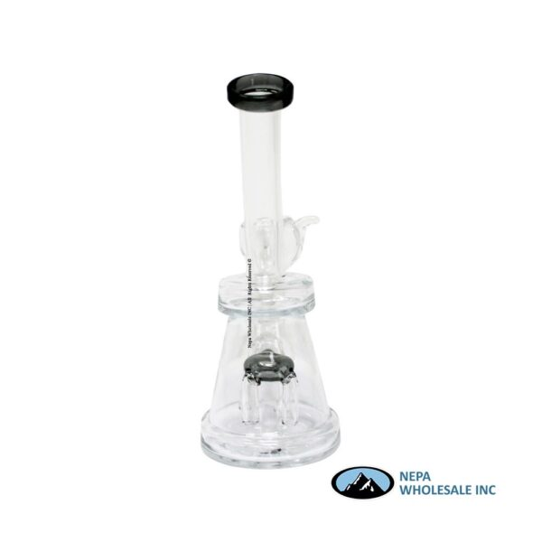 Pipe Water 6 inch single perc