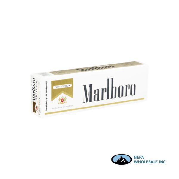 Marlboro King Gold