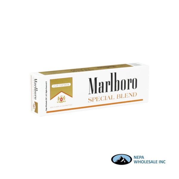 Marlboro King Special Blend Gold