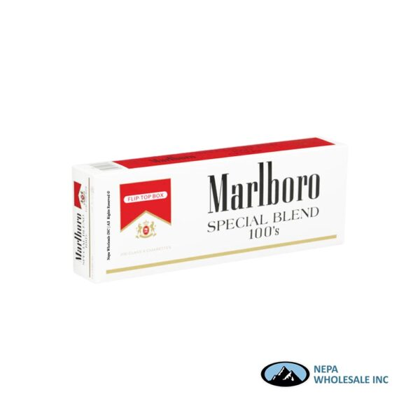 Marlboro 100's Special Blend Red