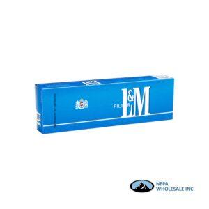 L&M King Blue