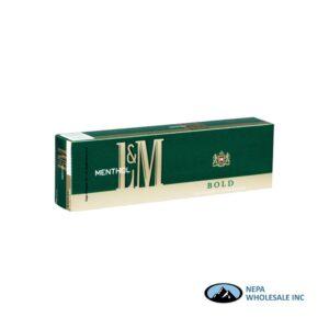 L&M King Menthol Bold