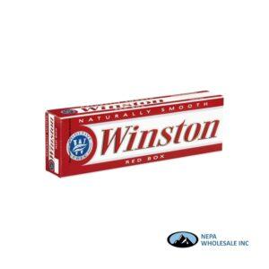 Winston King Red