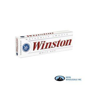 Winston King White Box
