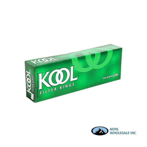 Kool King True Menthol Soft