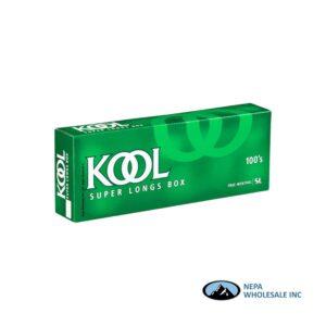 Kool 100's True Menthol