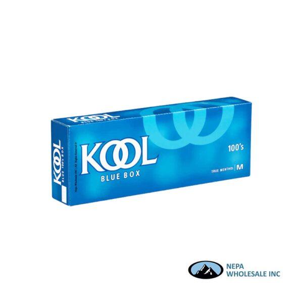 Kool 100's Blue