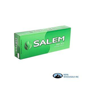 Salem 100's Menthol