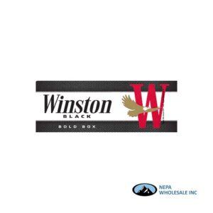 Winston 100s Black Bold Box