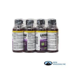 Listerine 3.2oz Total Care Fresh Mint