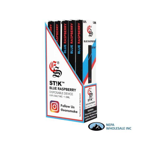 Eon Stik 6.8% Blue Raspberry 5PK