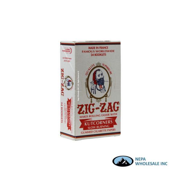 Zig Zag Rolling Papers Kutcorners