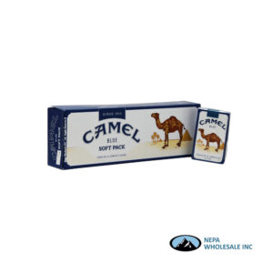 Camel Blue Soft Pack Cigarette