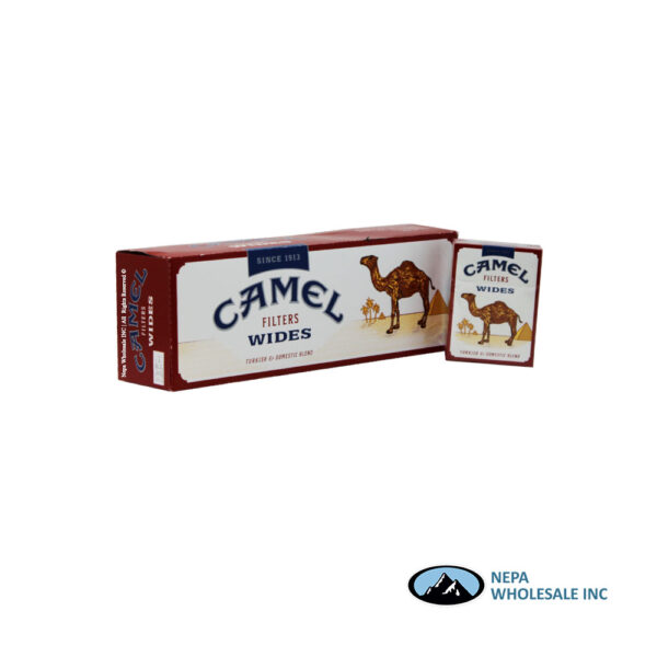 Camel Wides Cigarette