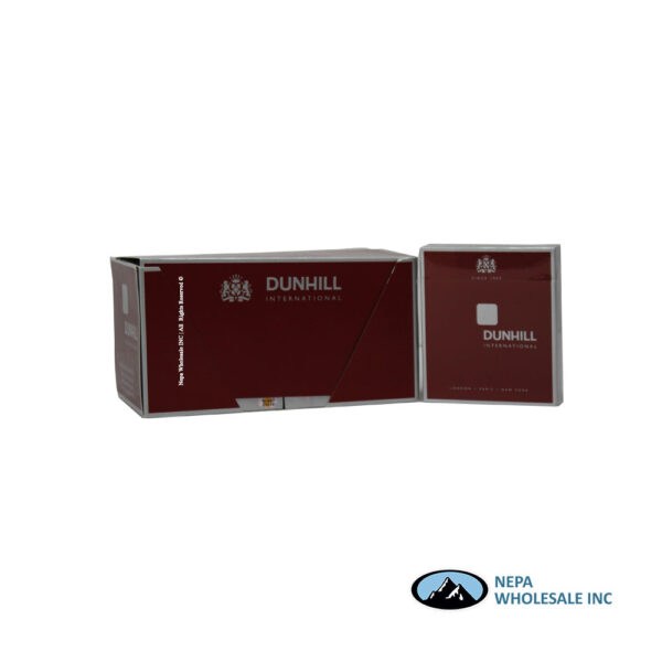 Dunhill 100's International Red