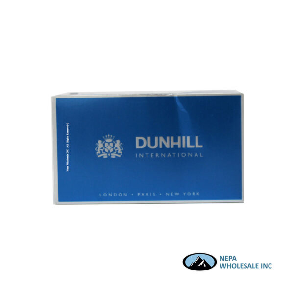 Dunhill 100's International Blue