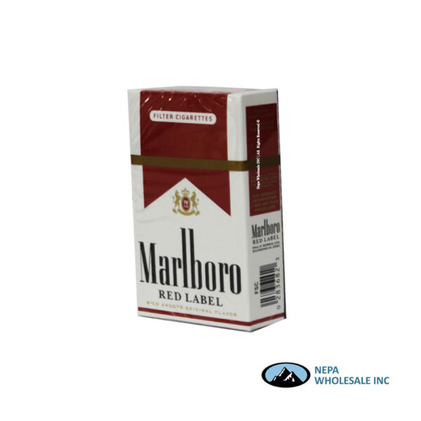 Marlboro King Red Label