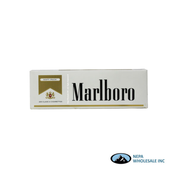 Marlboro King Gold