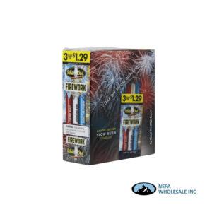 White Owl 3 for $1.29 Firework