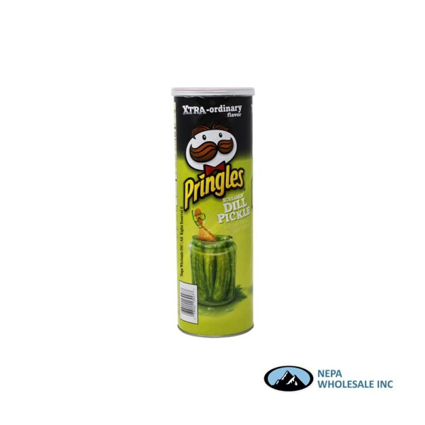 Pringles 5.5oz Big Pickle Rick