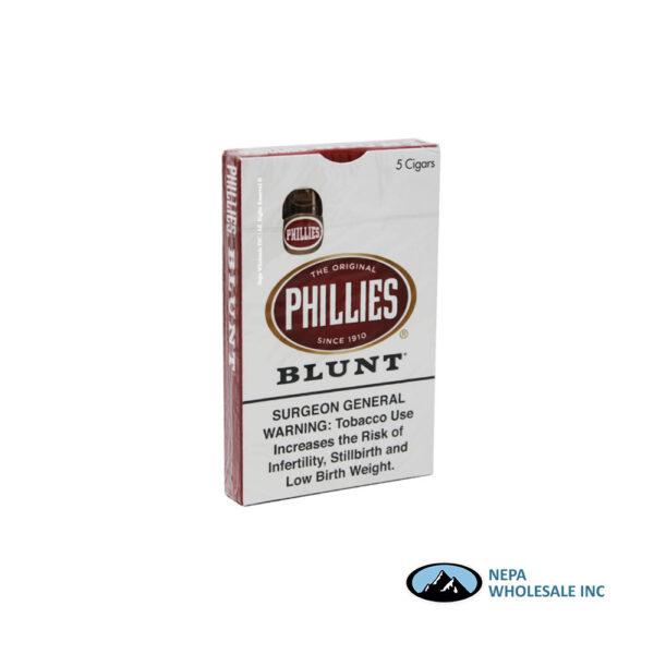 Phillies Blunt 5Pk 50 Regular