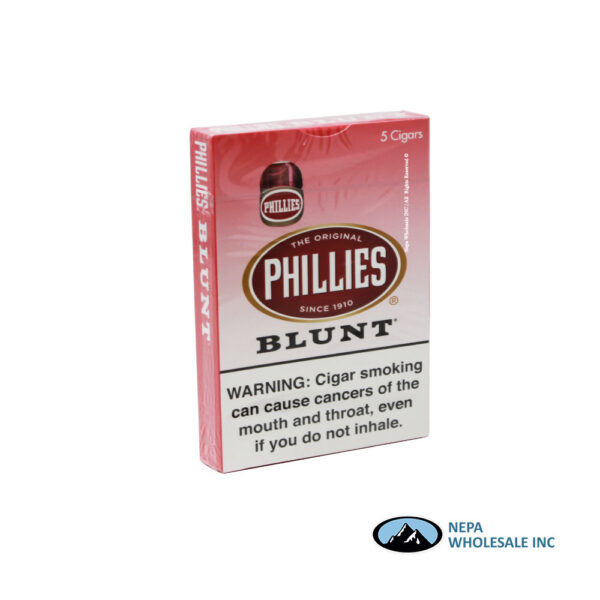 Phillies Blunt 5Pk 50 Strawberry