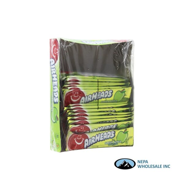 AirHeads 36-0.55oz Green Apple