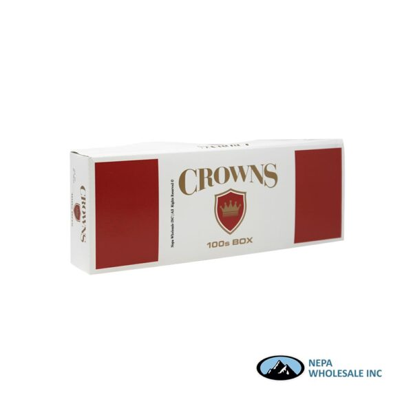 Crowns 100's Red