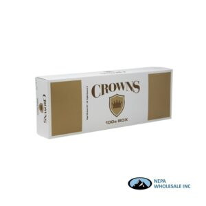 Crowns 100's Gold