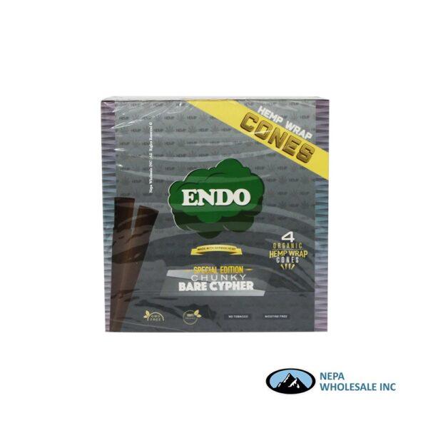 Endo Hemp Wrap Cones Chunky Bare Cypher