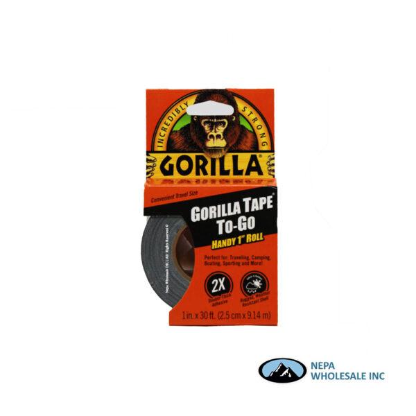 Gorilla Tape to Go 6pc