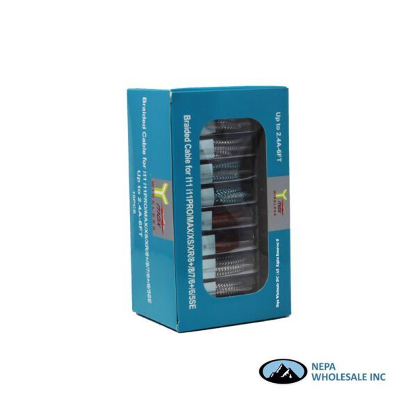 Y-Max TPE Cable IP6 in Box 1 CT