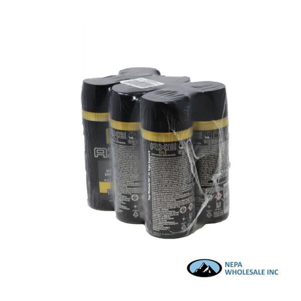 Axe Deodorant Spray 150 ml Gold