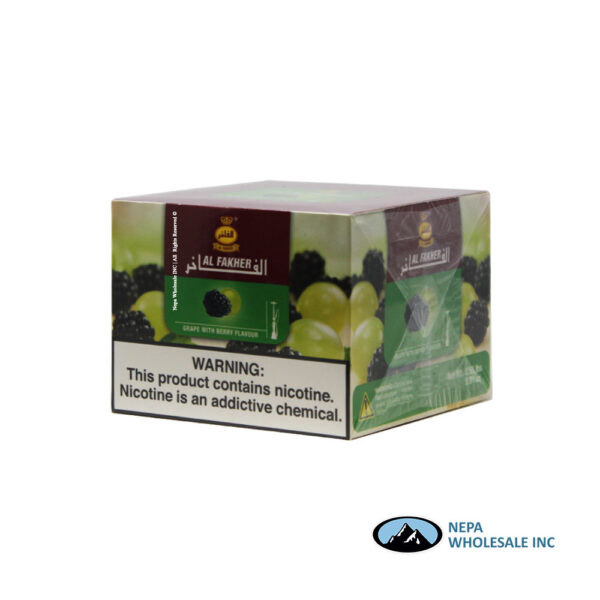 Al Fakher 250gm Grape with Berry Flavor