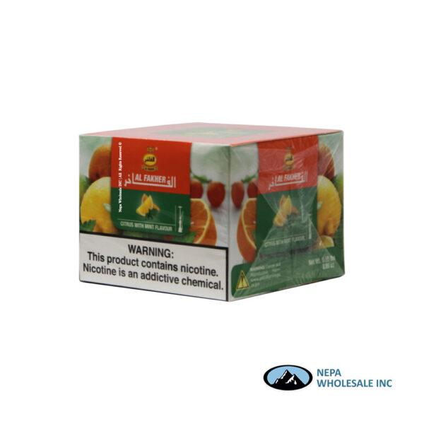 Al Fakher Citrus with Mint