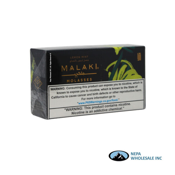 Malaki Lemon Mint