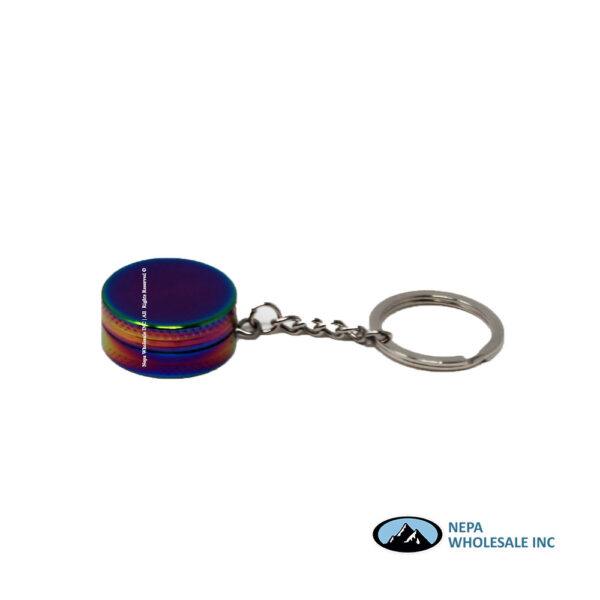 Grinder 3 Parts Key Chain 30mm