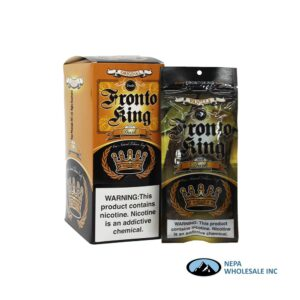 Fronto King Dark Wraps 12CT Vanilla